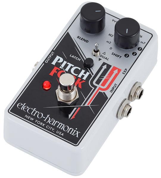 Review: Electro-Harmonix Pitch Fork