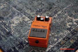Review: Boss DS-1 Distortion