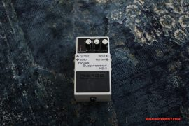 Review: Boss NS-2 Noise Gate