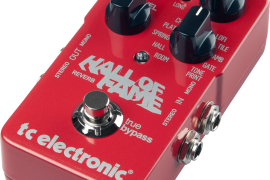 Review: TC Electronic Hall of Fame Reverb