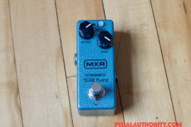 Review: MXR Classic 108 Fuzz Mini