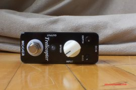 Review: Mooer Optical Tremolo Pedal