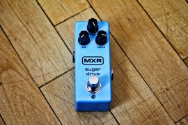 Review: MXR Sugar Drive Mini