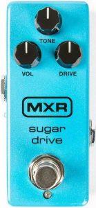 MXR Sugar Drive Mini
