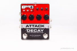 Review: Electro-Harmonix Attack Decay Tape Reverse Simulator